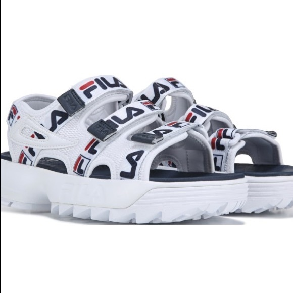 Fila Shoes - fila disrupter sandals